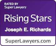 Super Lawyers Rising Stars- Joseph E. Richards
