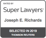 Super Lawyers Selected - Joseph E. Richards